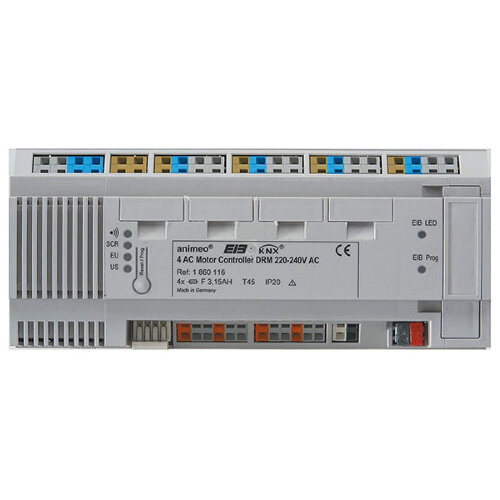 Somfy animeo KNX 4AC Motor Controller DRM