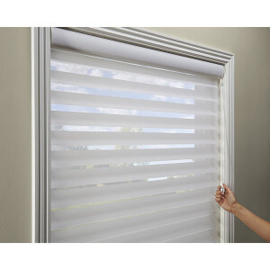 Шторы-жалюзи Silhouette 75 мм от Hunter Douglas
