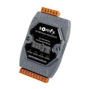 Somfy animeo Sensor Bus Adapter for TouchBuco